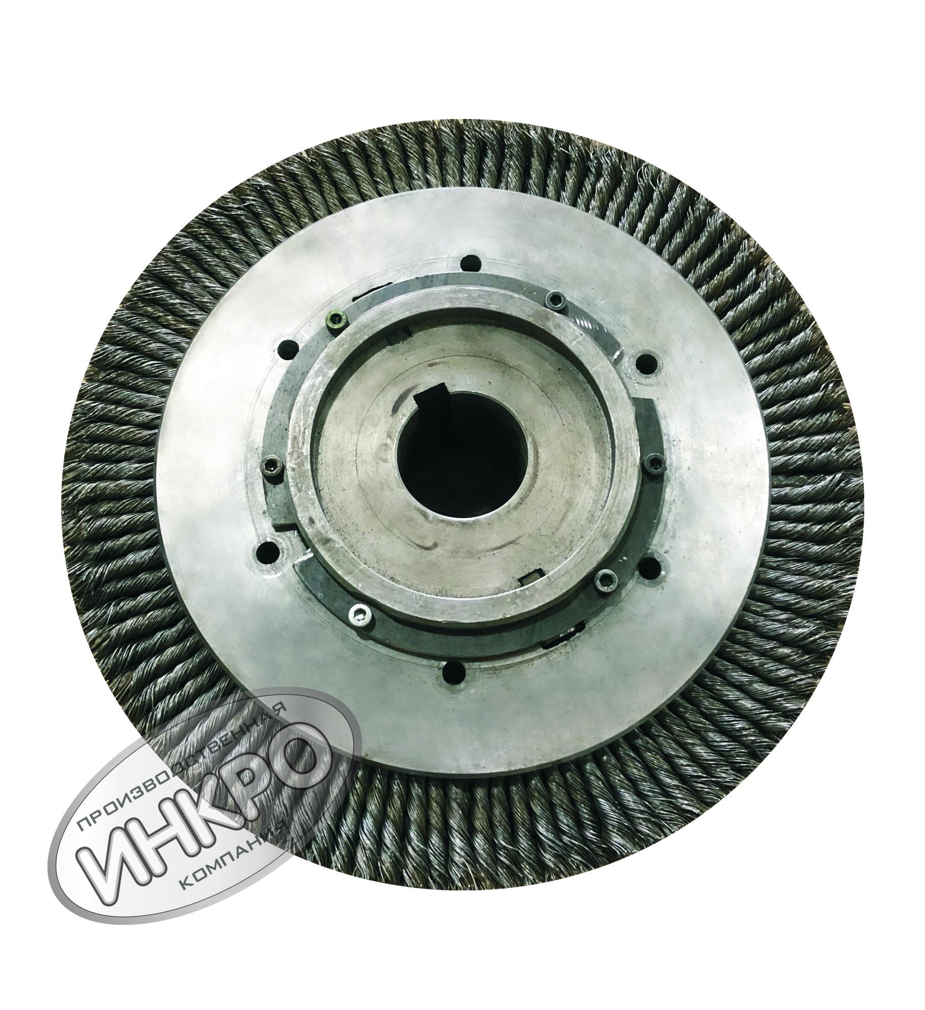 Корпус щетки d 390-465 мм